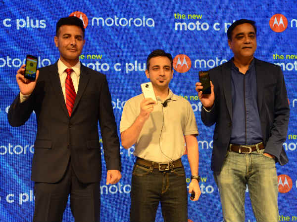 Moto C Plus launched in India: Features, Specs, Price, and Sale