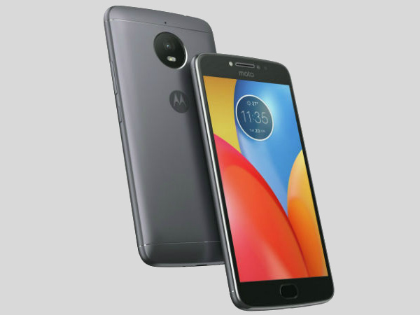Motorola Moto Z2 Specs Leaked After GFXBench Listing