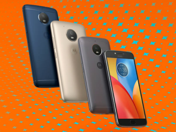 Moto E4 and E4 Plus with metal body launched; sale debuts on June 22