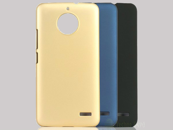 Moto E4 Plus shell covers leaked: Suggests three color options