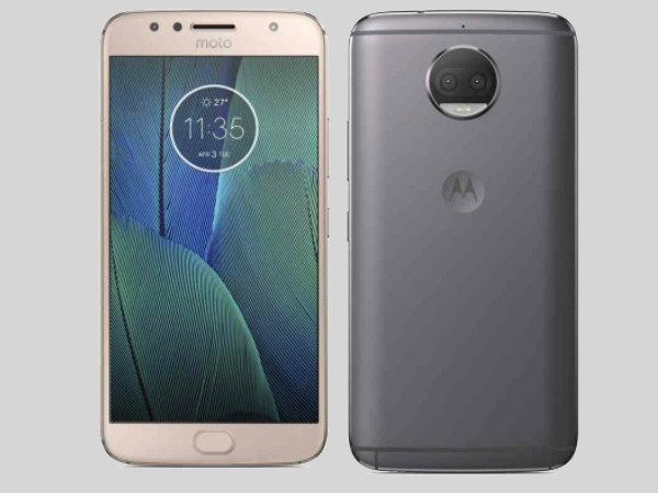 Motorola Moto G5S Plus new render, battery capacity and price leaked