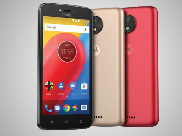 Moto C now available at Rs 6,999 via Amazon: Other budget smartphones