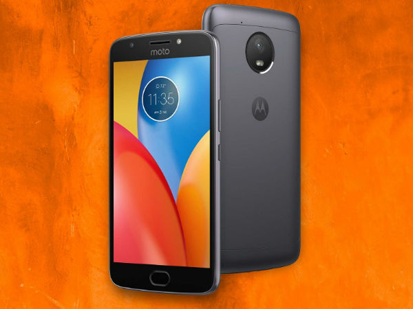 Motorola Moto E4 Plus: Other Metal body smartphones