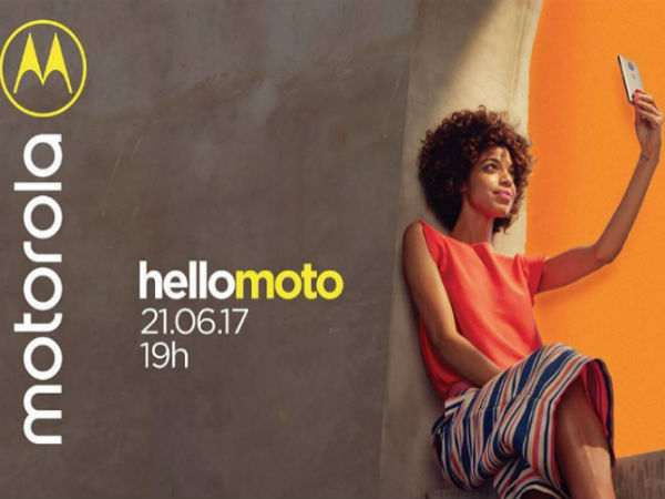 Motorola Moto X4 With 3800mAh Battery Likely to Launch on June 30