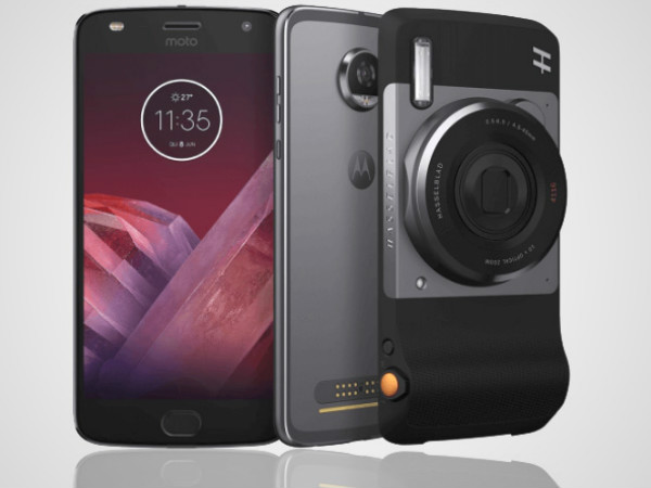 Moto Z2 Play goes on sale via Flipkart at Rs. 27,999