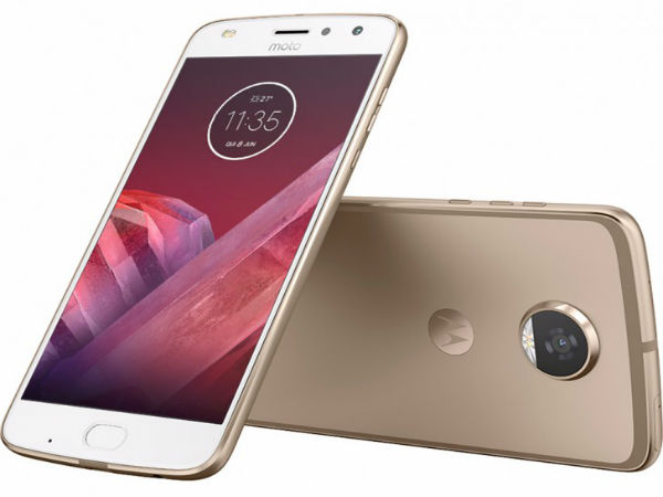 Moto Z2 Play specs and price are out prior to its official launch