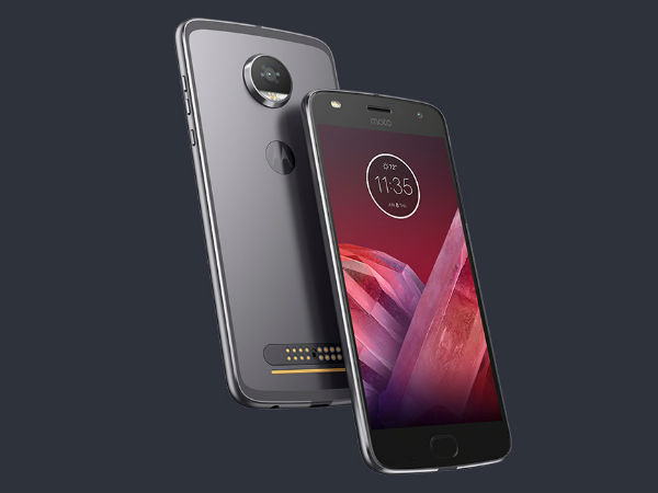 Moto Z2 Play will be launched in India today: Watch the live stream