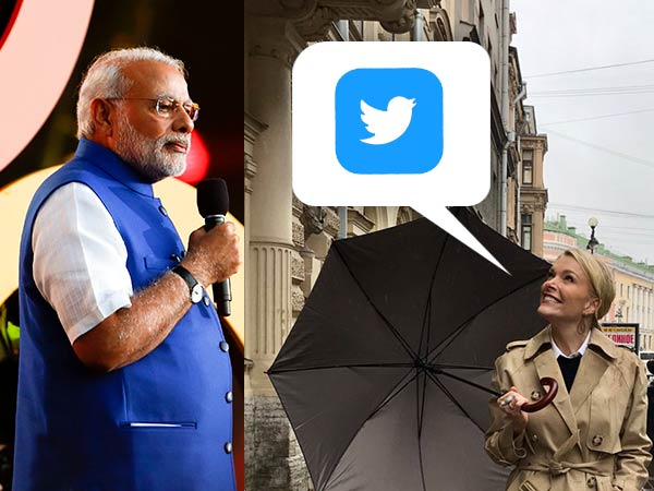 NBC journalist asks PM Modi: Do you have a twitter account?