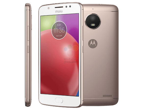 New color variants of Moto E4 surface online