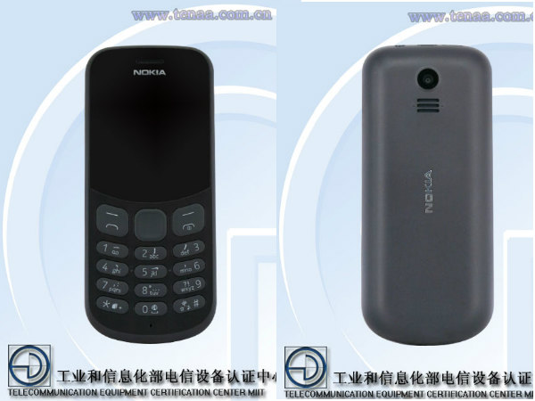 New Nokia feature phone spotted on TENAA