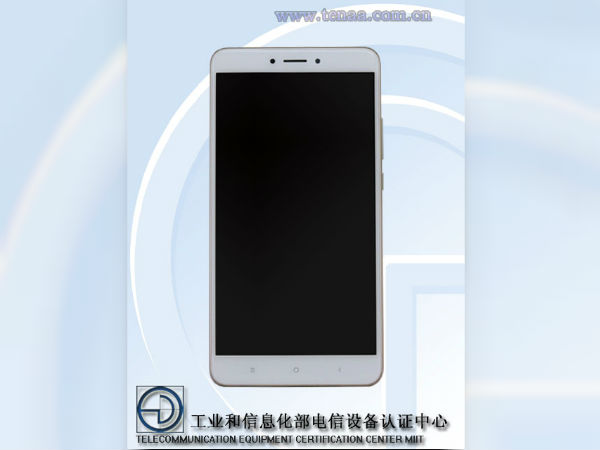 New Xiaomi Mi Max 2 variant with 8MP front camera appears on TENAA