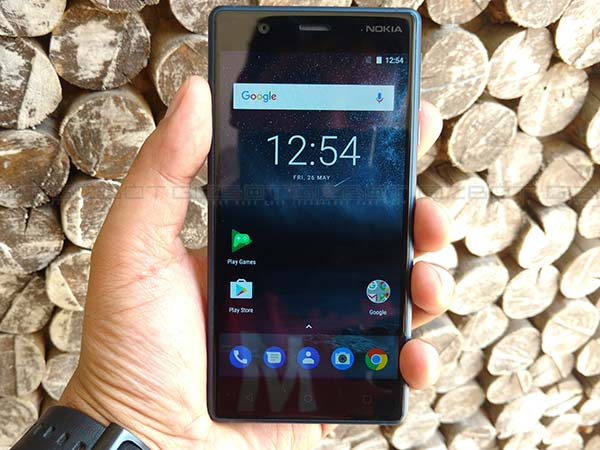 Android-powered Nokia 3 now available in India at Rs 9499