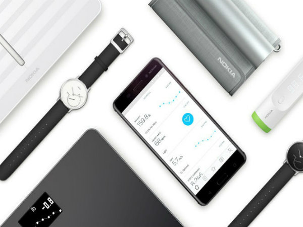 Nokia launches smart weighing scale, wireless blood pressure monitor