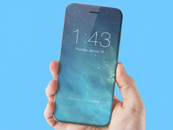 Samsung will start OLED display production for iPhone 8 this month