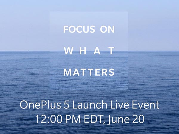 OnePlus 5 has teased enough! See it yourself to believe it