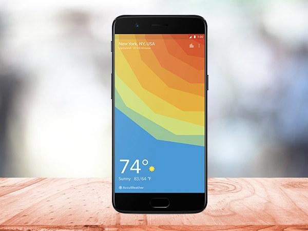OnePlus 5 starts receiving OxygenOS 4.5.2 update