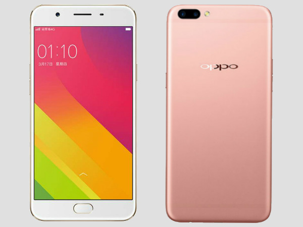 Oppo R11 with 20MP front camera launched