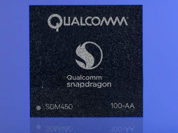 Qualcomm Snapdragon 450 octa-core 14nm Mobile Platform goes official