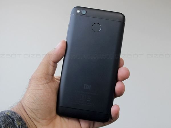 Xiaomi Redmi 4 is now available through offline retail stores as well