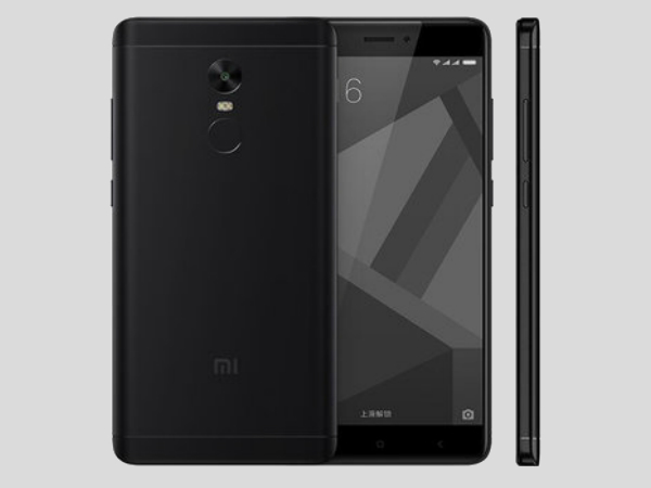 Xiaomi Redmi Note 4X starts receiving MIUI 8.2.10.0 update