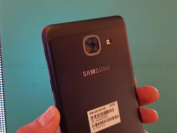 Samsung Galaxy J7 Max First Impressions