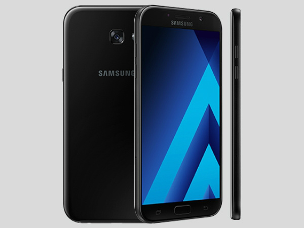 samsung galaxy a3 a5 and a7 2018 to arrive with dual curved displays gizbot. Black Bedroom Furniture Sets. Home Design Ideas