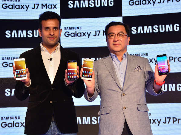 Samsung Galaxy J7 Pro and J7 Max launched: Price, Features and more