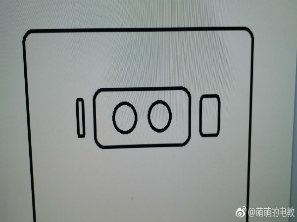Samsung Galaxy Note 8 might feature horizontal dual camera setup