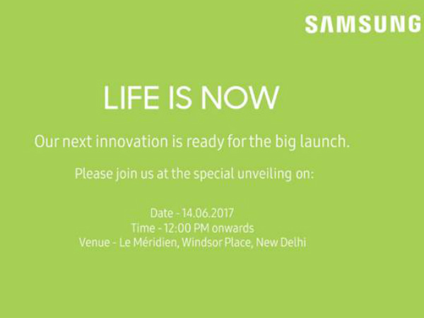 Samsung's next generation innovation to be unveiled in India tomorrow