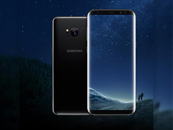 Samsung rolls out a new update for Galaxy S8+