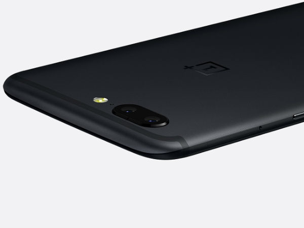 Take a look at the first official OnePlus 5 image