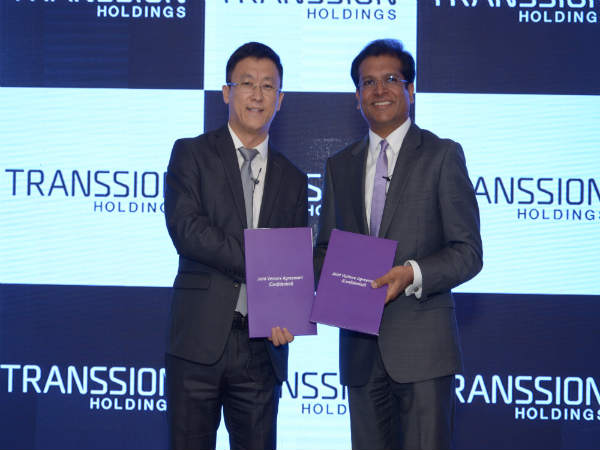 Transsion Holdings signs pact with Spice Mobility