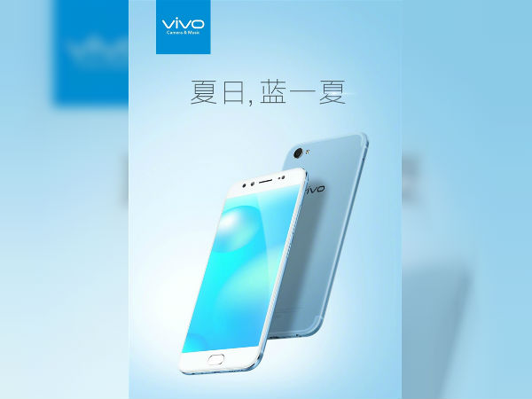 Vivo adds new Blue color variant for Vivo X9
