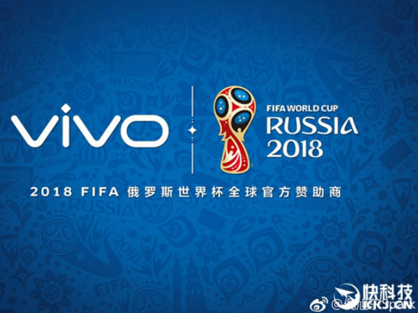 Vivo is now the official sponsor of FIFA World Cup 2018 and 2022