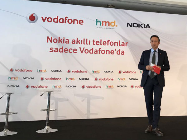 Vodafone partners with HMD Global; Rolls out exciting data offers