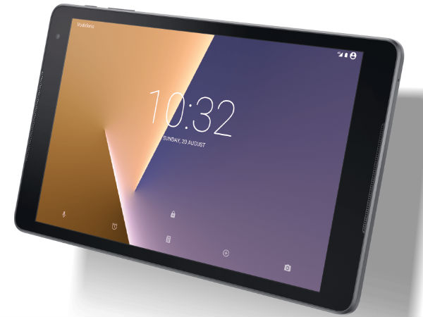 Vodafone launches entry-level tablet Smart Tab N8 with Android  Nougat