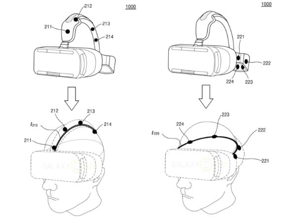 Samsung Gear VR could come with