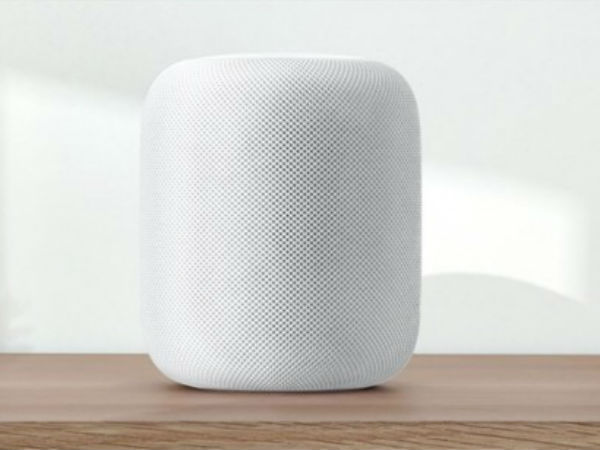 Apple HomePod smart speaker with Siri goes official