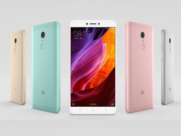 Xiaomi Note 4X launched in multiple variants
