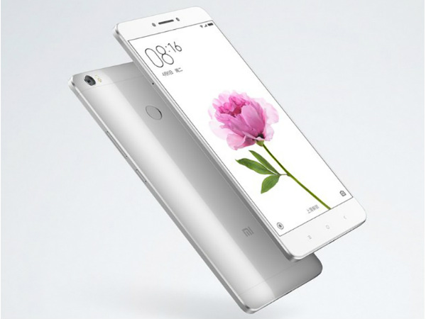 Xiaomi Mi Max is now being updated to Android 7.0 Nougat