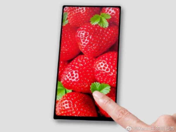 Xiaomi Mi Mix 2 might use JDI's new full screen display