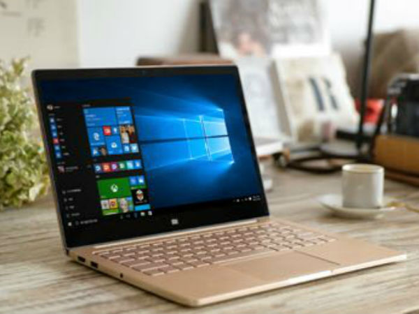 Xiaomi Mi Notebook Air with upgraded specs and fingerprint reader announced