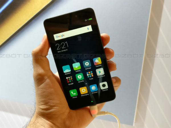 Xiaomi Redmi 4A gets MIUI 8.5 update with bug fixes