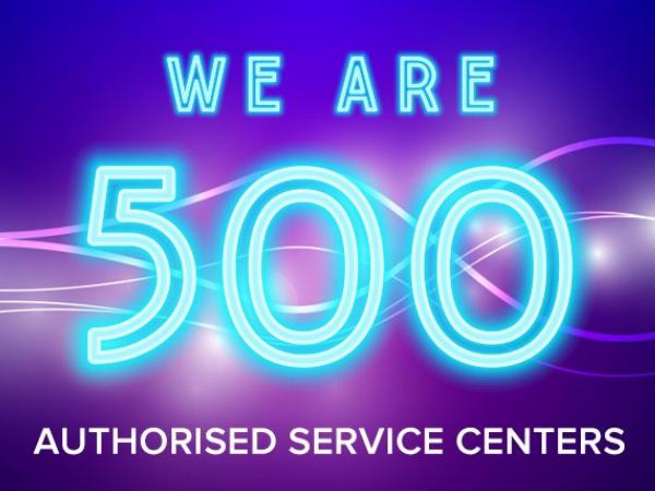 Xiaomi inaugurates its 500th service center in India
