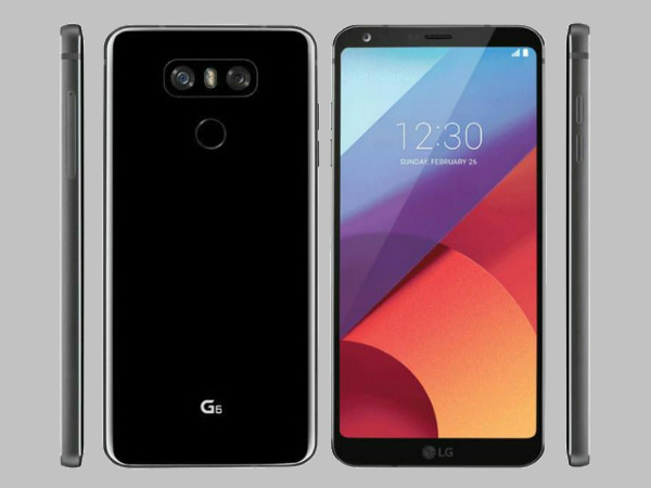 LG G7 reportedly coming in January 2018 to compete with Galaxy S9