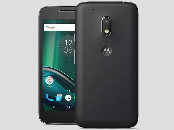 Moto G4 Play starts getting Android 7.1.1 Nougat update