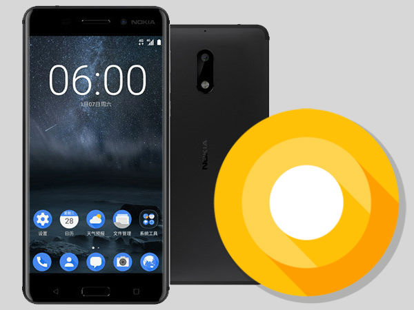 Nokia 6, Nokia 5, Nokia 3 to get Android O and Android P updates