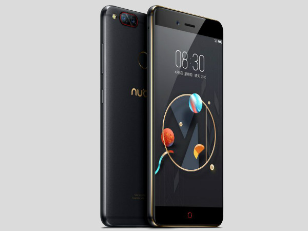 Nubia Z17: A bezel-less phone endorsed by Cristiano Ronaldo