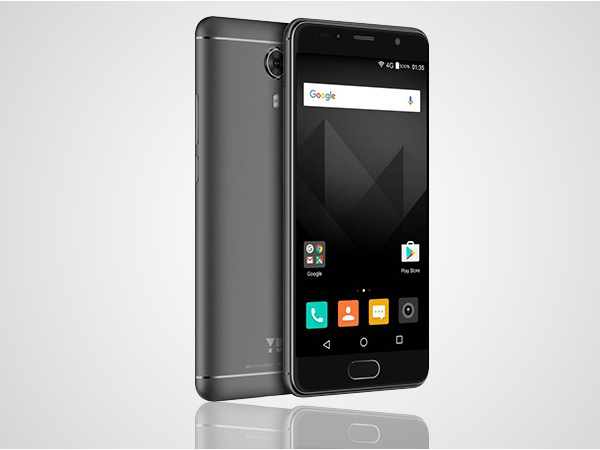 Yu Yureka Black is up for sale via Flipkart