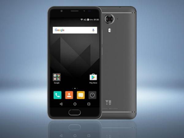 Yu Yureka Black set to get Android 7.1.2 Nougat update soon